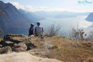 Lago d'Iseo in bici: the romantic choice