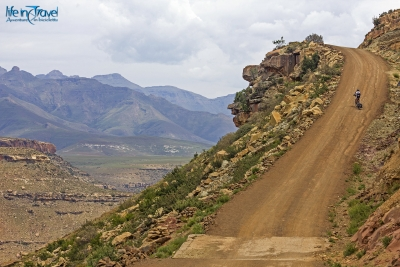 Lesotho in bicicletta