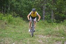 Terlago bike: mountain bike tra i laghi