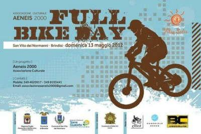 Full bike day locandina 2012