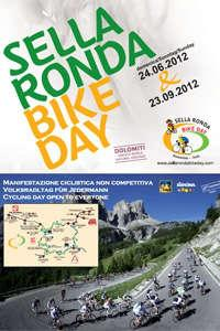 SellaRonda bike day: ecco le date 2012