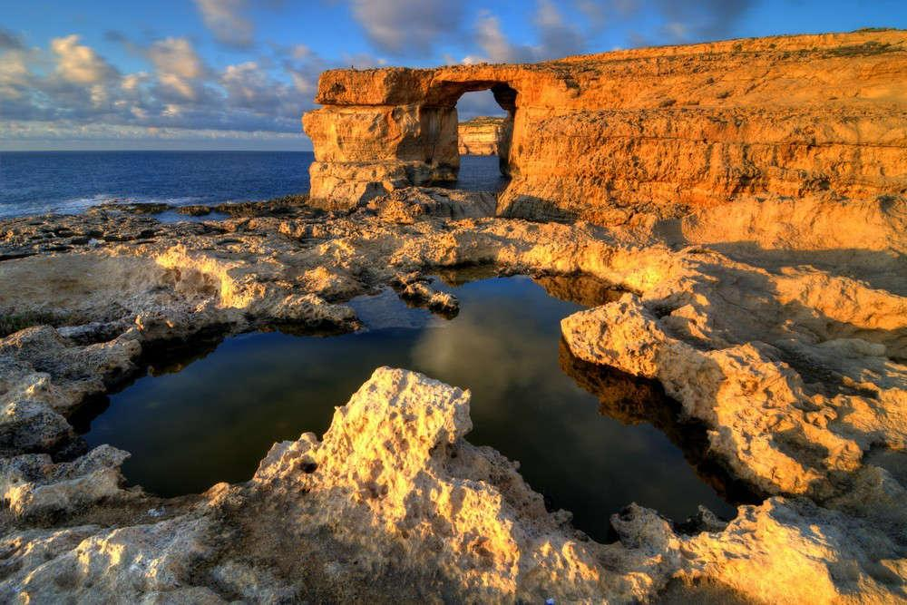 Azure window a Malta