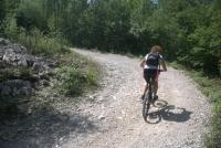 Monte Bondone: mountain bike in Trentino