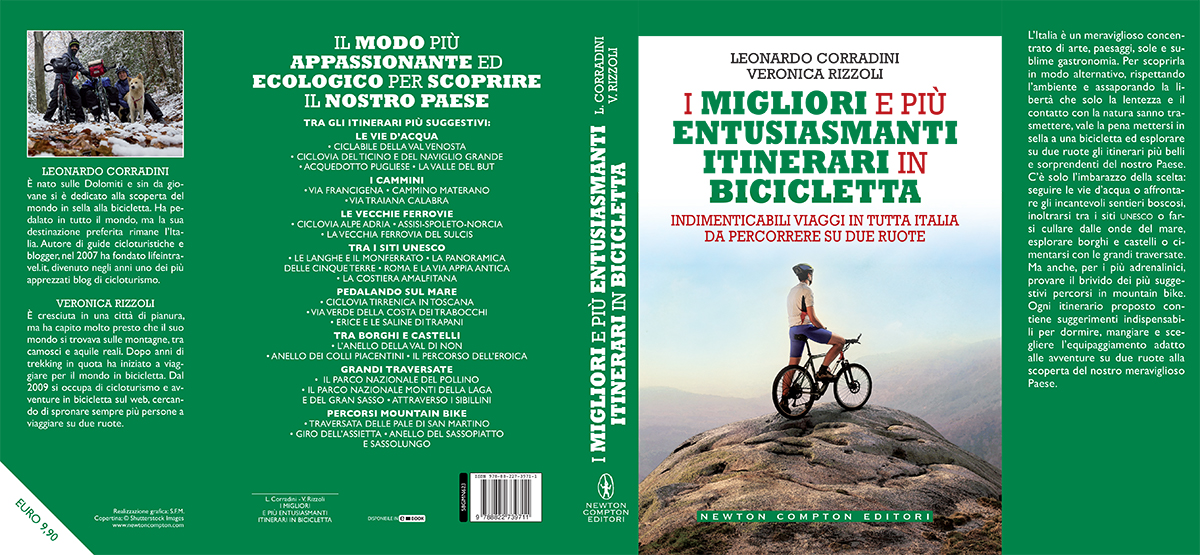 Italia in bici cover