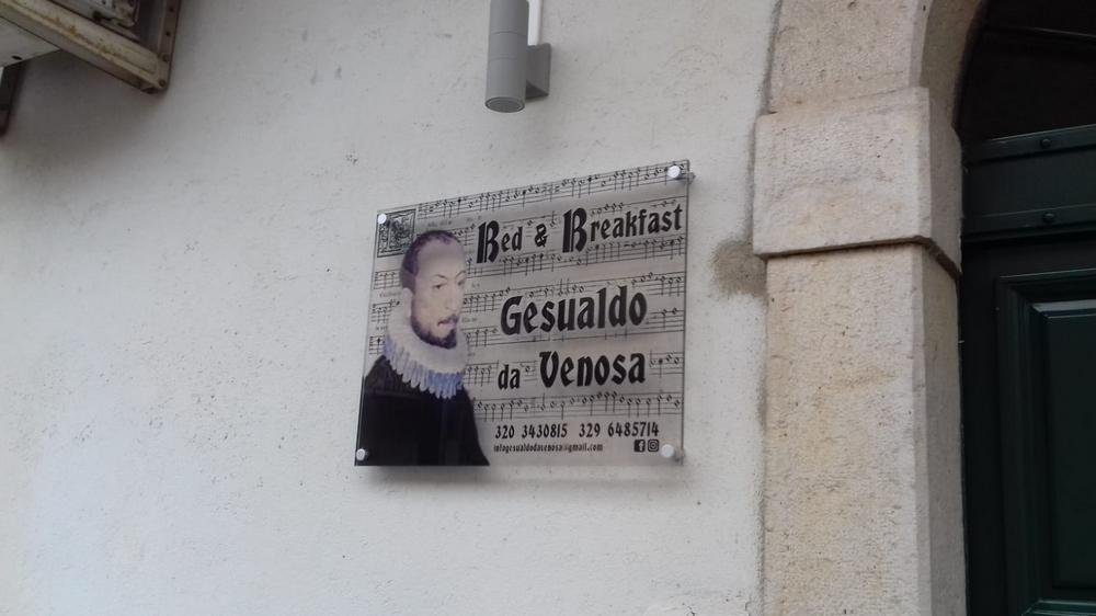 bed and breakfast venosa