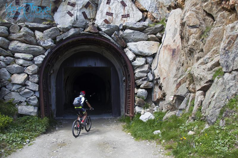tunnel aletsch