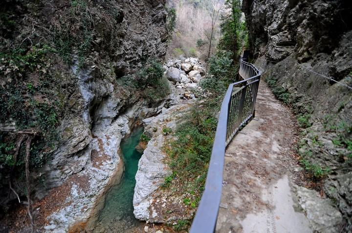 canyon toscolano