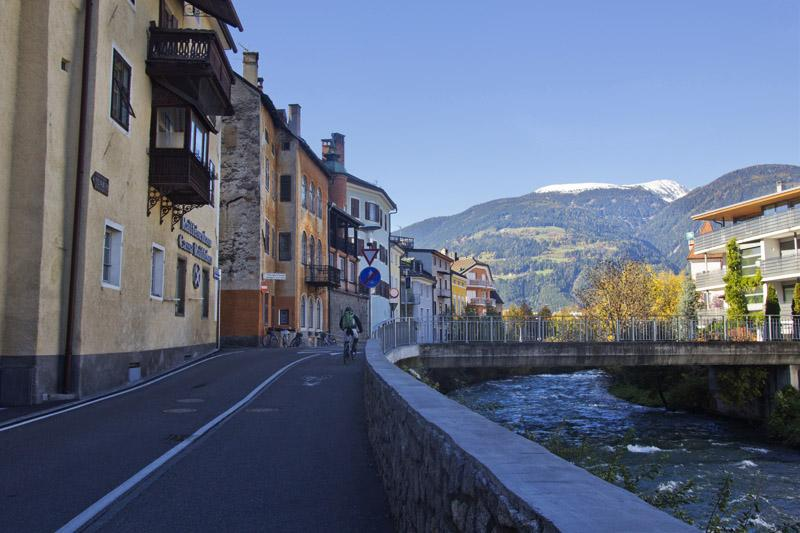 brunico in bici