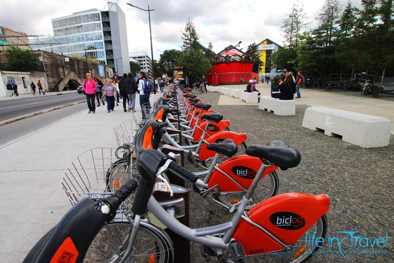 bike sharing nantes
