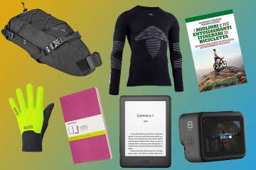 Black Friday: idee regalo per noi cicloviaggiatori
