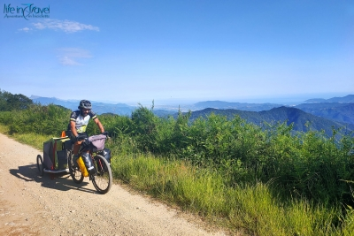 Lunigiana trail in bici