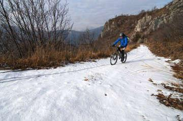 Mountain bike in Lombardia