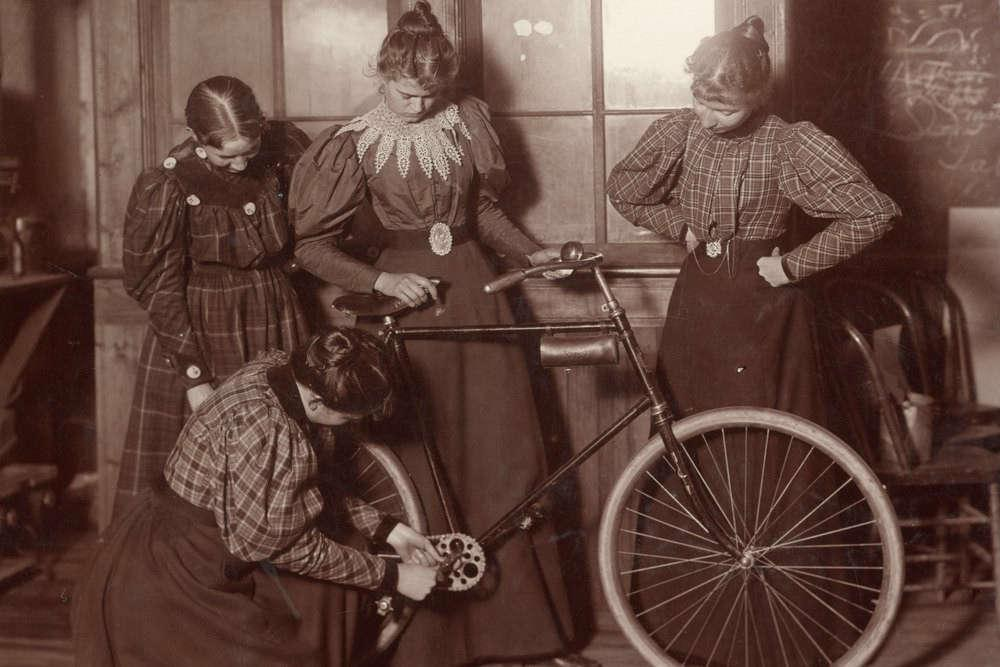 Bicycling for Ladies