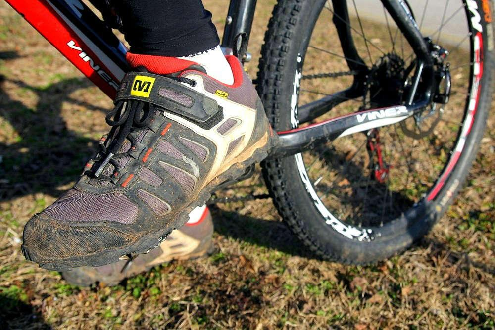 Recensione scarpe MTB All Mountain Mavic CrossRide Elite
