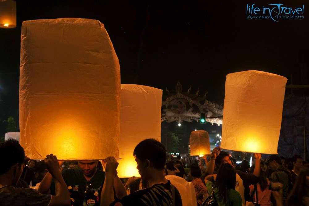 Loy Kratong in Thailandia
