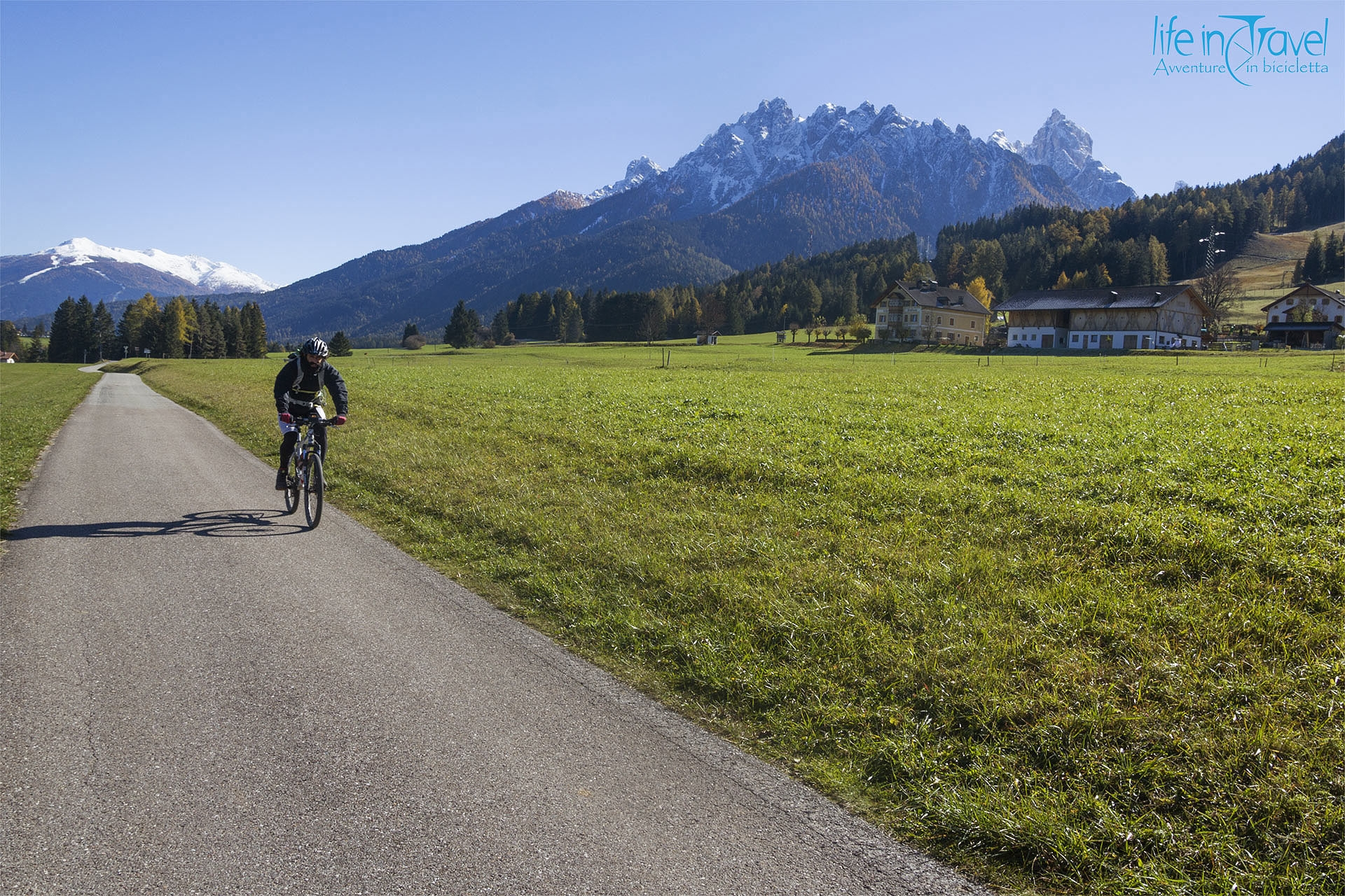 Val Pusteria cycleway