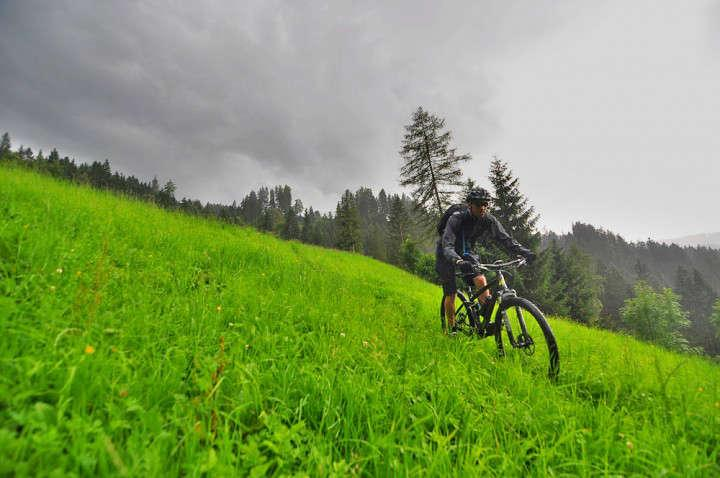 Innsbruck in MTB