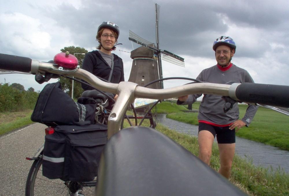 Olanda in bici