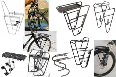 Front racks for bicycle