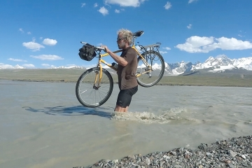 The Road From Karakol, il grande viaggio di Kyle Dempster