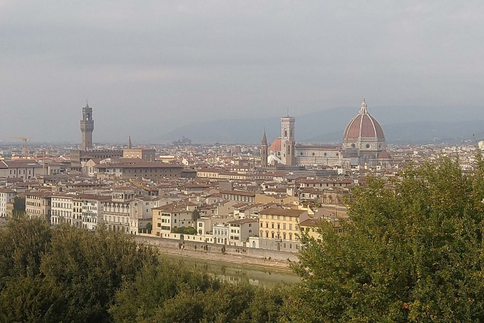 Firenze in bici